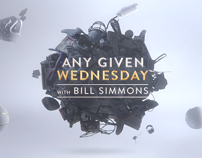 ANY GIVEN WEDNESDAY WITH BILL SIMMONS: SHOW OPEN
