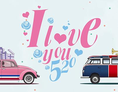 《VW LIVE》大众汽车520告白视频