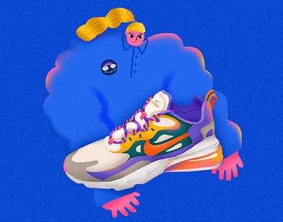 Sneaker Girls