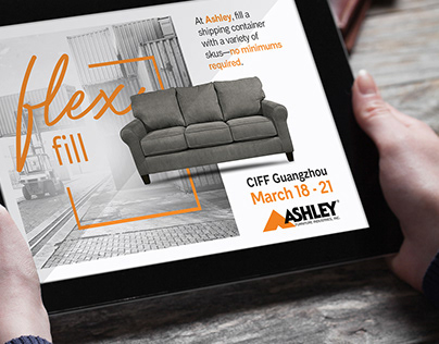 Email Teasers for Ashley Furniture Industries