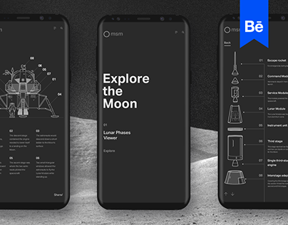 Explore the Moon Project