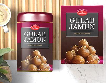 Haldiram's - Packaging Design