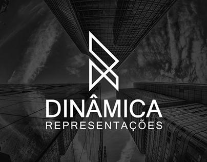 Dinâmica Representações -Identidade Visual