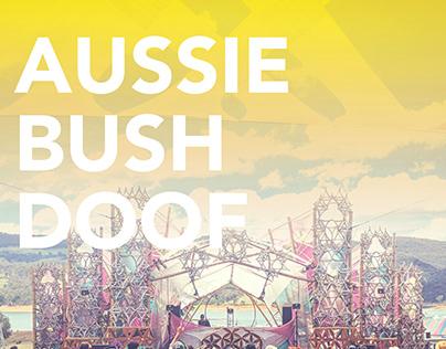 Aussie Bush Doof Spotify Art