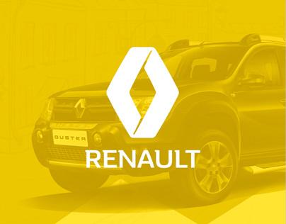 Publicidad Renault
