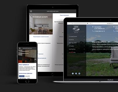 Evropejskij dom web site