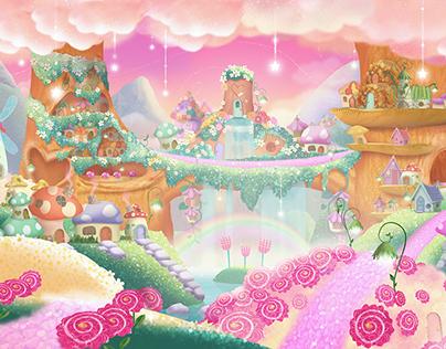 Fairyland Vista: 'Pinkalicious and Peterrific' season 1