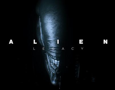 Alien Legacy - Opening