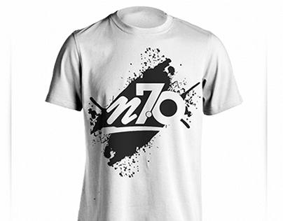 Núcleo 7.0 - Tshirt Design