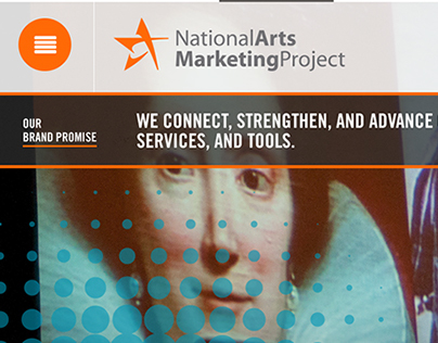 National Arts Marketing Project Website