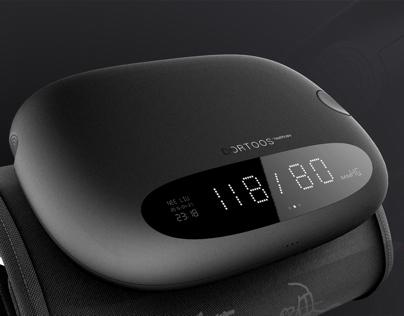 I N K blood pressure monitor