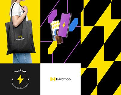 Hardmob - Visual identity