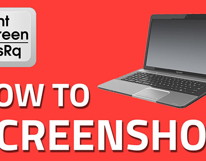 How to Screenshot on Laptop - SBMHowTo