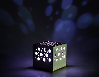CuboLuce | Interactive lamp