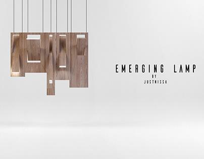 EMERGING LAMP