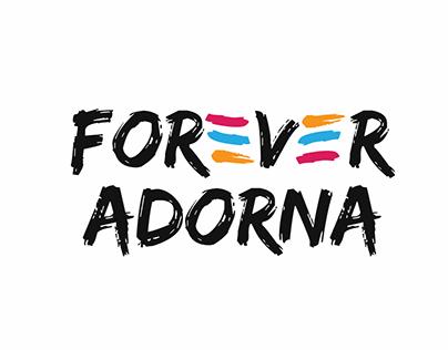 FOREVER ADORNA LOGO DESIGN
