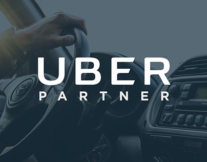 UBER Partner - adaptive website