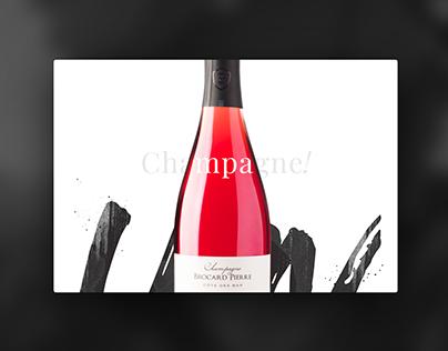 Champagne Brocard - Website