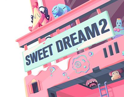 SWEET DREAMS-2❉