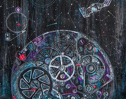 CD cover // Illustration & Design