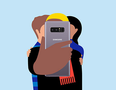 Samsung Holiday Campaign 2017