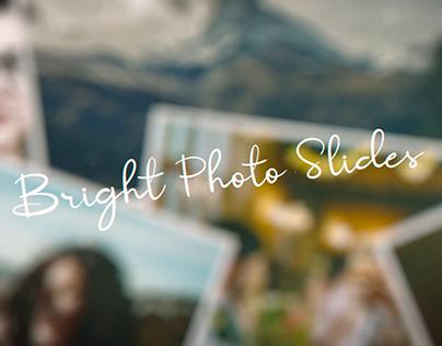 Bright Photo Slides
