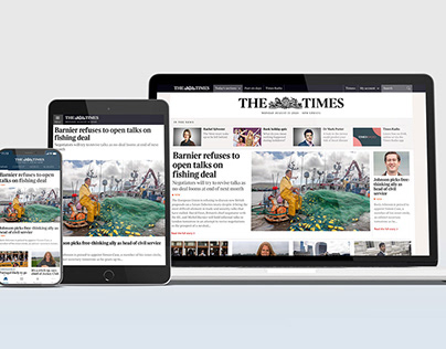 The Times & Sunday Times Digital Strategy