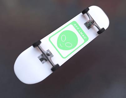 Do A Kickflip! - 3D Animation