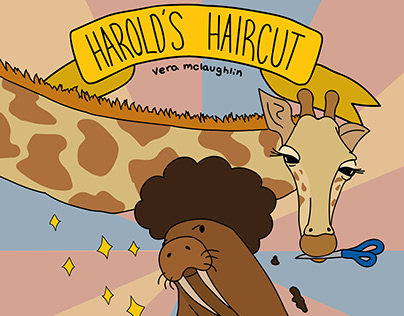 Harold's Haircut Comic