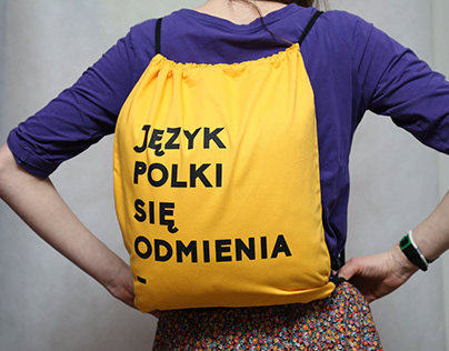 Bags & backpacks for female march in Poland