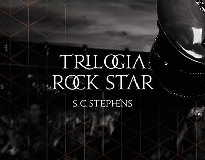Trilogia Rock Star | book cover