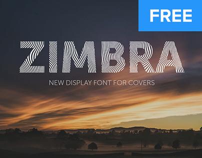 Free Font - ZIMBRA