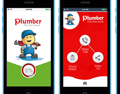 Mobile App Design : Lalit Mishra