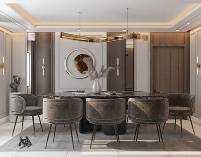 Dinning room - interior design