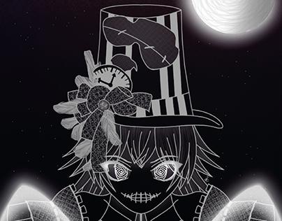 Demon's Game Illustration
