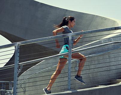 Nike Running, Laura Q.