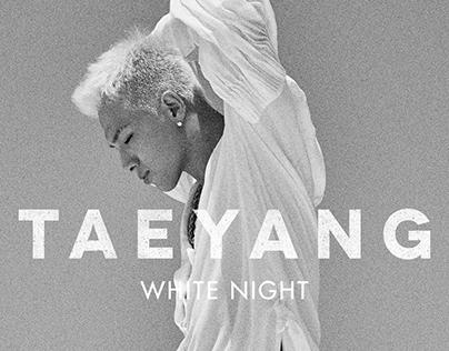2017 TAEYANG WHITE NIGHT MD