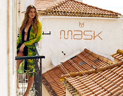 Mask Brand, surface design to E-Commerce.