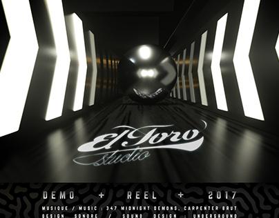 ELTORO STUDIO DEMO REEL 2017