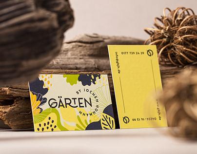 Gärten - by Jochen Hohmann