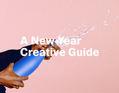A New Year Creative Guide