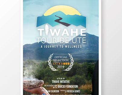 Documentary Poster: LA Skins Fest (Tiwahe Tour De Ute)