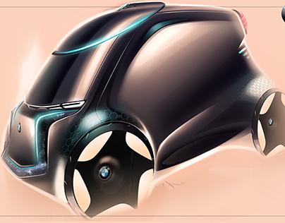 BMW Obsidian