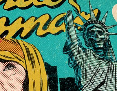 Wonder Woman - Sara J. Underwood