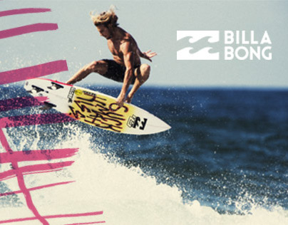 BILLABONG 2015 CAMPAIGN