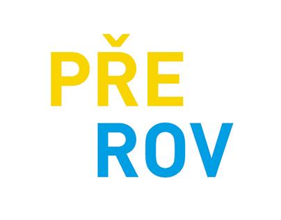 Vizuální styl města Přerov / Corporate identity of town