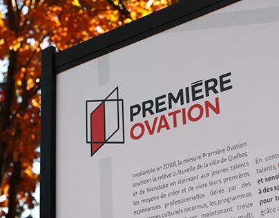 Exposition Première Ovation
