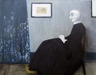 Whistler's Mother-In-Law