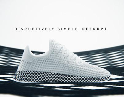 "Adidas FW18 ""Deerupt"" promos"