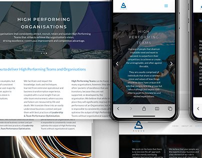 Asque - Website Design & Development